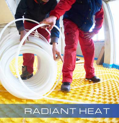 Radiant Heating Services