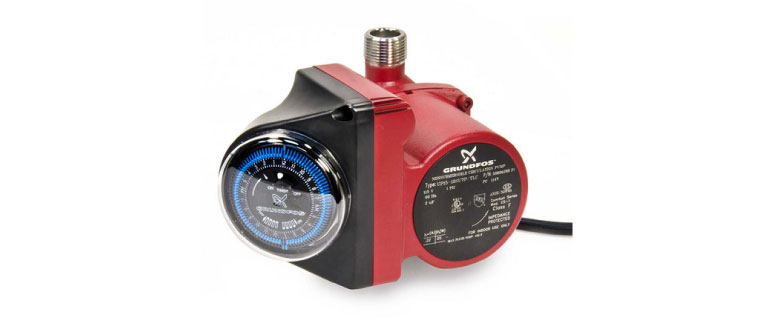 Are you waiting too long for hot water? Get a Circulator Pump!